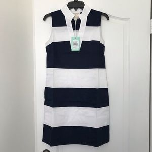 Sail to Sable Cotton Tunic Dress